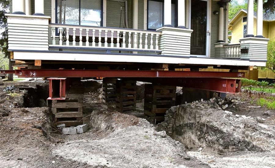 boston foundation repair crawl space repair